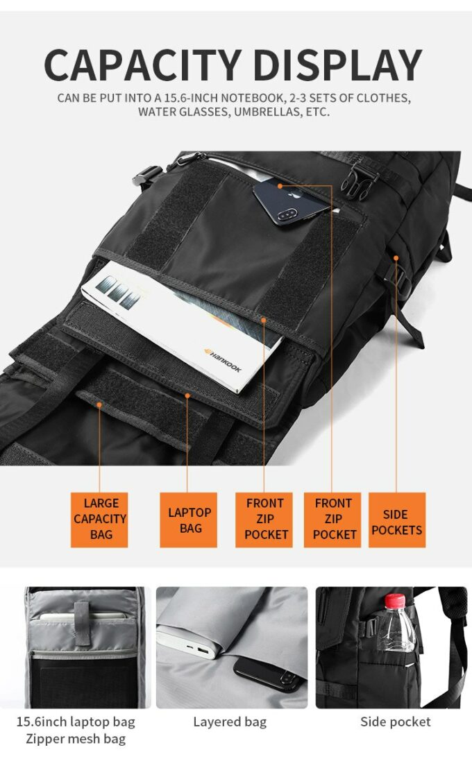 """Multifunction Waterproof 18"""" Travel For Teenagers School Bag Laptop Backpack for girls and boys"""