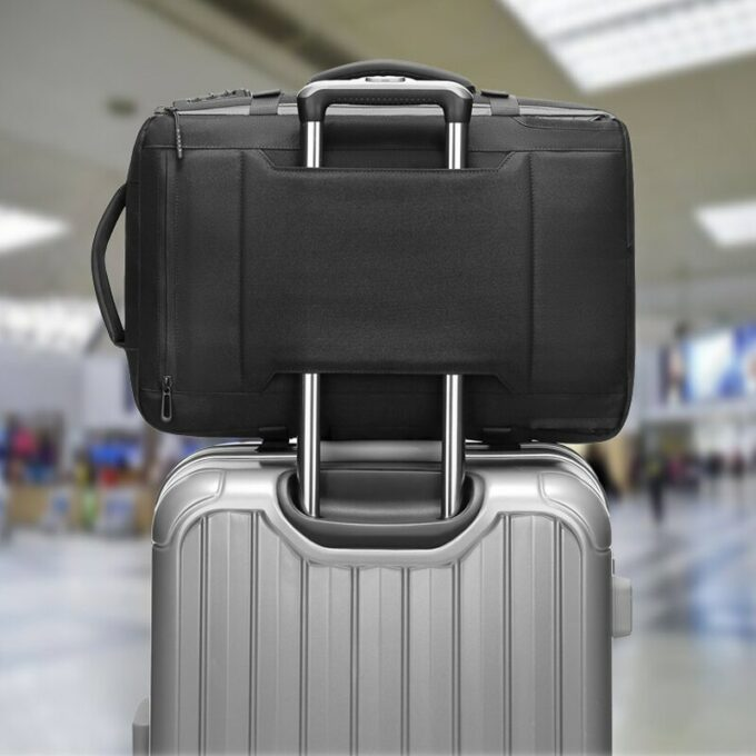 "Swiss Gear Fashion Waterproof USB Charging School Bag Anti-theft Fit 18"" Travel Mochila Laptop Backpack"