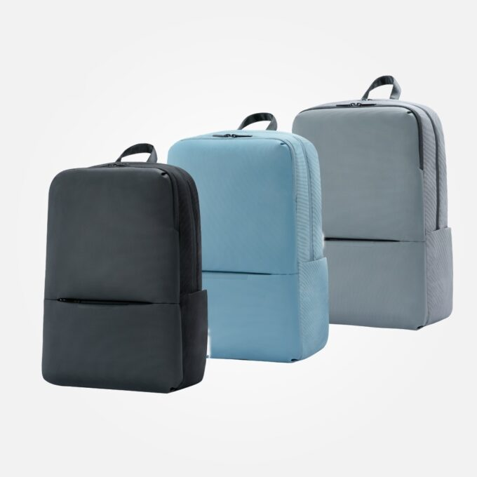 Classic Business Travel Functional Backpack for girls and boys